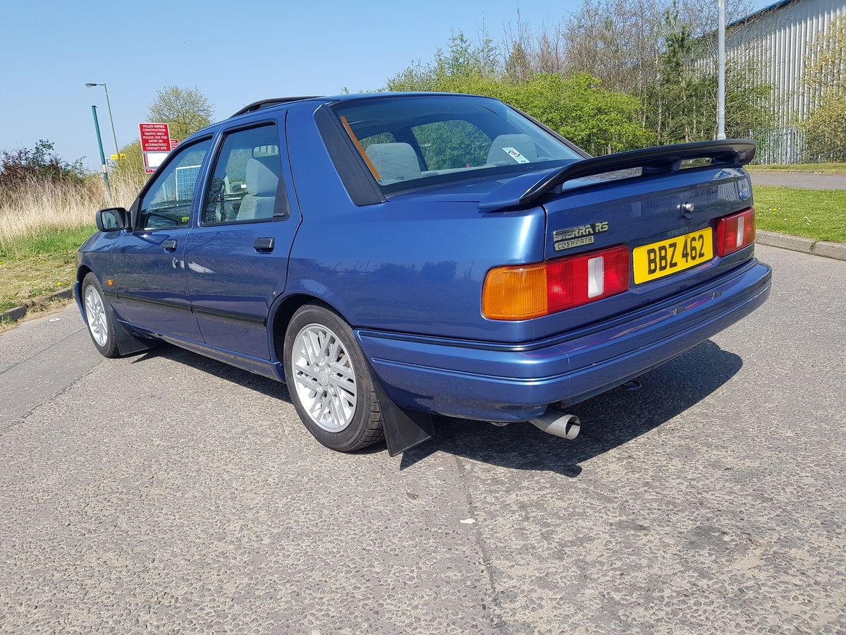 1988 Sierra RS Cosworth - 32k Miles - 2 Owners For Sale (picture 3 of 6)