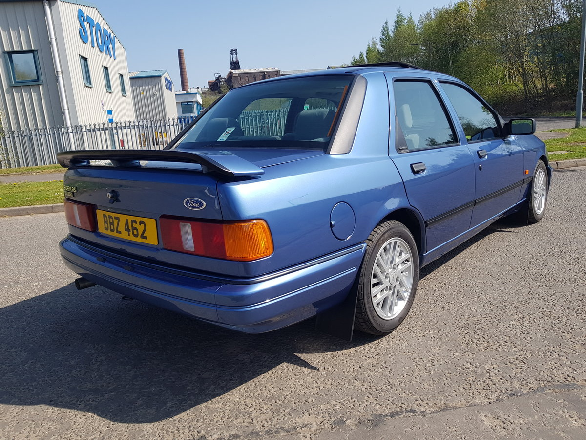 1988 Sierra RS Cosworth - 32k Miles - 2 Owners For Sale (picture 4 of 6)