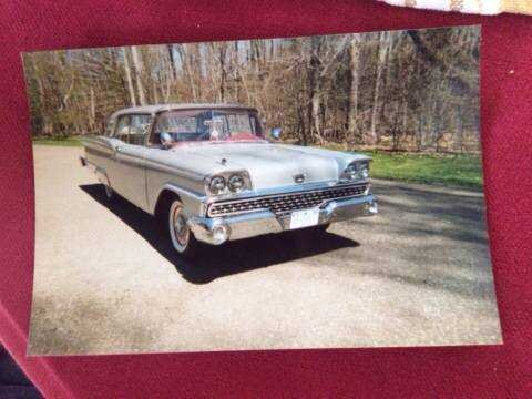 1959 GALAXIE FORD FAIRLANE 500 (Buffalo South Towns, NY) For Sale (picture 2 of 6)