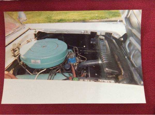 1959 GALAXIE FORD FAIRLANE 500 (Buffalo South Towns, NY) For Sale (picture 3 of 6)