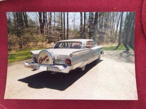 1959 GALAXIE FORD FAIRLANE 500 (Buffalo South Towns, NY) For Sale (picture 6 of 6)