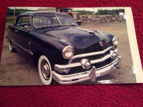 1951 FORD VICTORIA (Buffalo South Towns, NY) $23,000 OR B/O For Sale (picture 1 of 6)