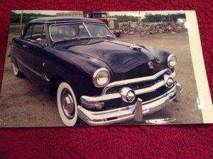 1951 FORD VICTORIA (Buffalo South Towns, NY) $23,000 OR B/O For Sale