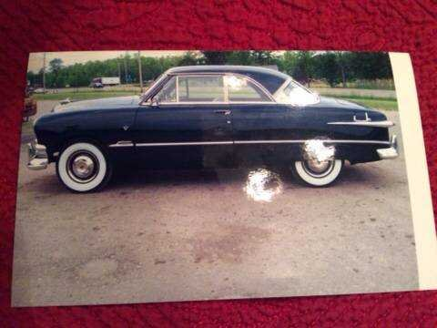 1951 FORD VICTORIA (Buffalo South Towns, NY) $23,000 OR B/O For Sale (picture 4 of 6)