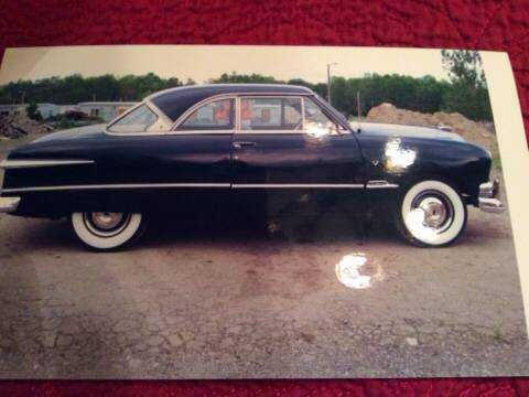 1951 FORD VICTORIA (Buffalo South Towns, NY) $23,000 OR B/O For Sale (picture 6 of 6)