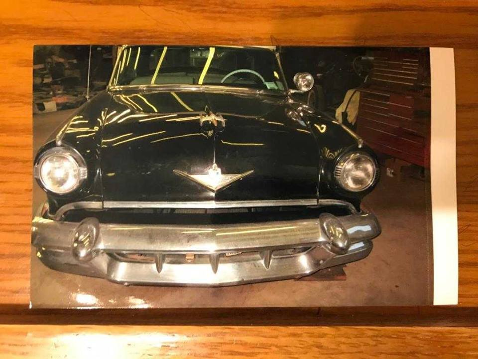 1954 Lincoln Capri Convertible (Buffalo South towns, NY) For Sale (picture 1 of 6)