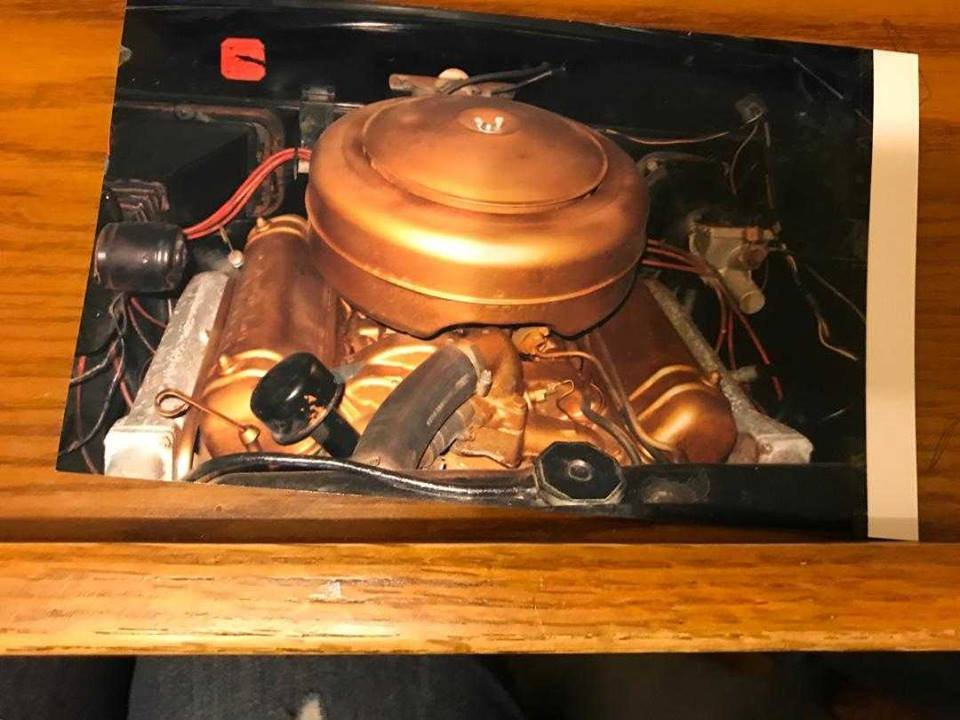 1954 Lincoln Capri Convertible (Buffalo South towns, NY) For Sale (picture 6 of 6)
