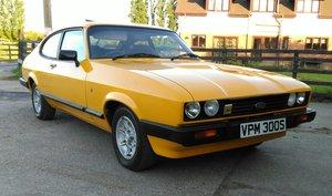 1978 FORD CAPRI 3.0 GHIA AUTO