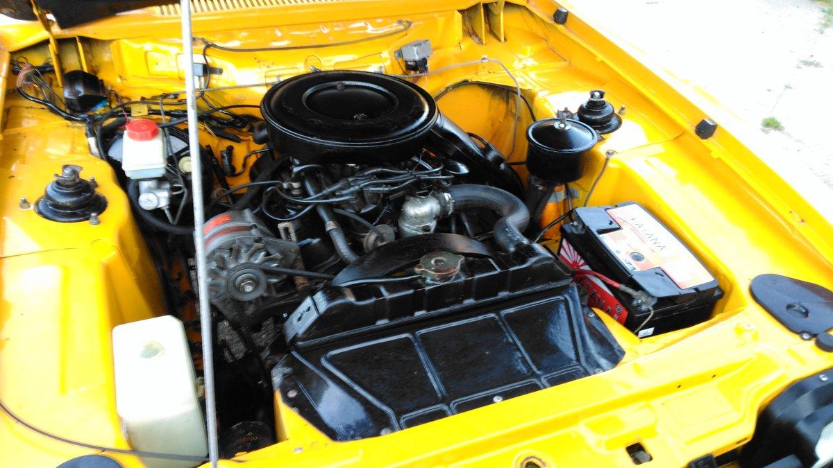 1978 FORD CAPRI 3.0 GHIA AUTO For Sale (picture 4 of 6)