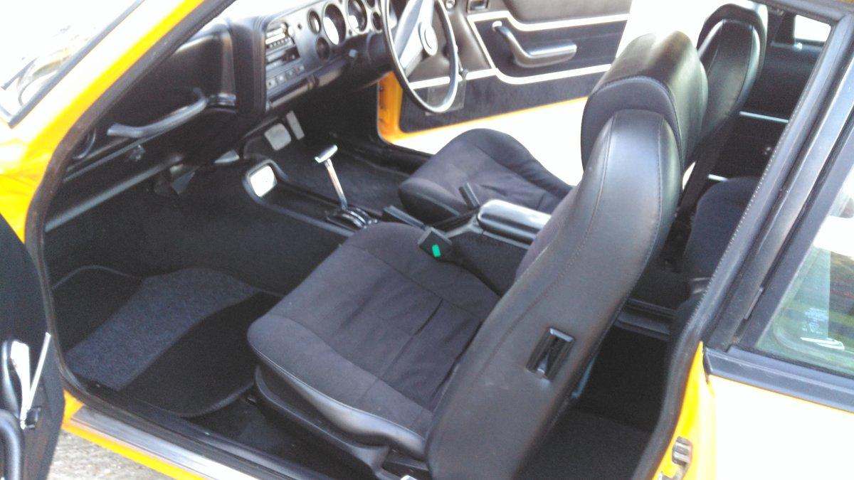 1978 FORD CAPRI 3.0 GHIA AUTO For Sale (picture 5 of 6)