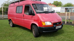 1998 transit county 4x4 For Sale
