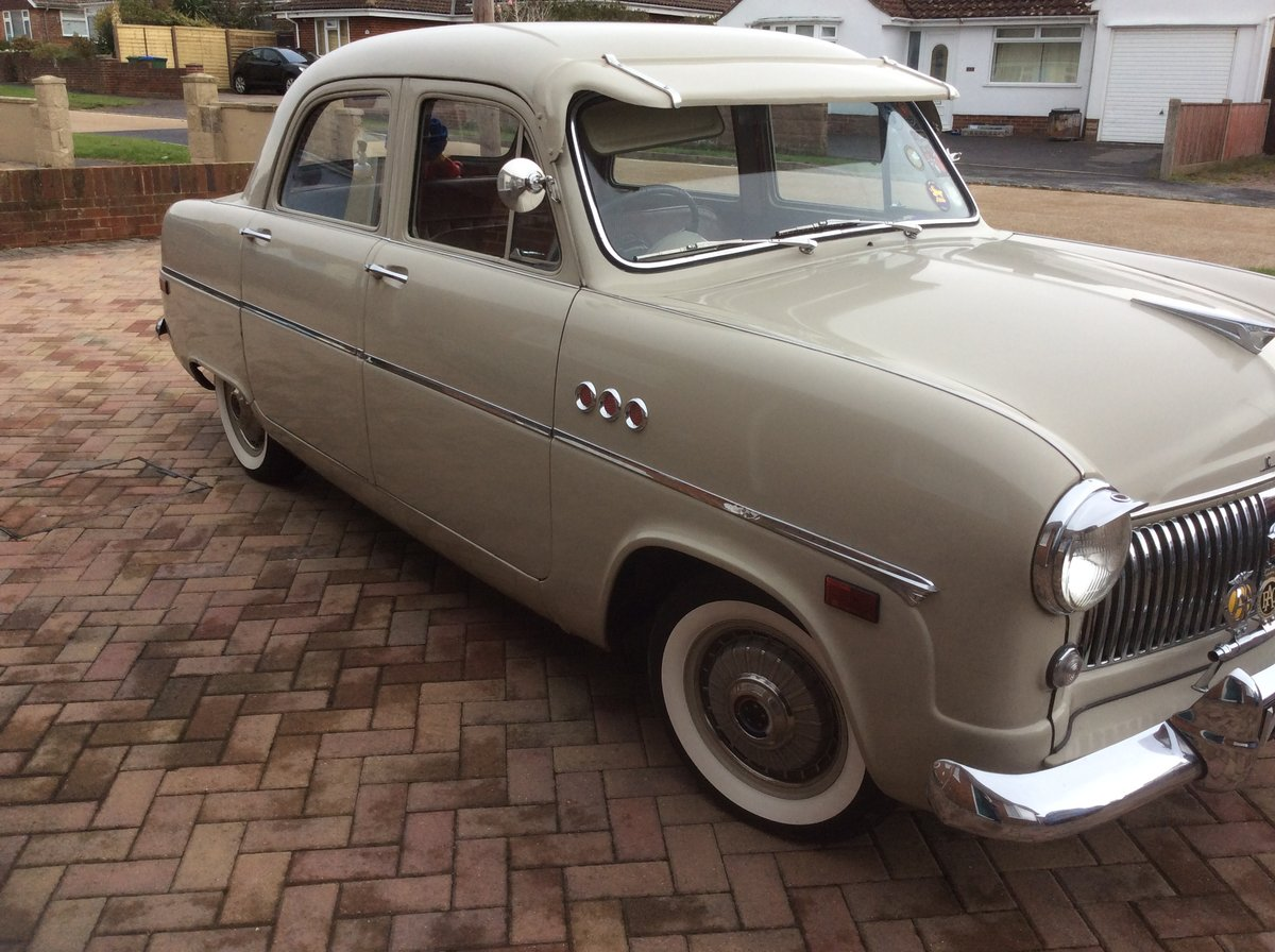 1955 Ford Consul Mk1 For Sale (picture 4 of 6)
