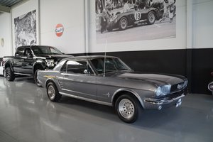 FORD MUSTANG Coupe Dutch Registration (1966) For Sale
