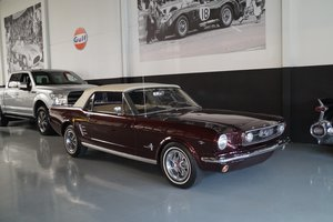 FORD MUSTANG 289 V8 Convertible (1966) Top condition! For Sale
