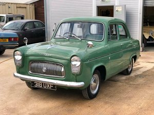 1957 Ford prefect 4 door For Sale