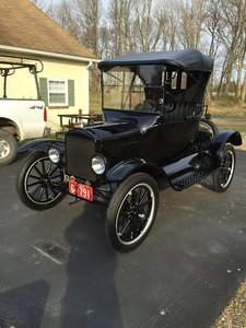 1920 Ford Model T (Ridgely, MD) $29,900