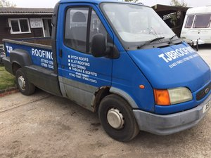 Ford Transit Flairside 2000