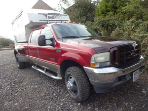 2001 FORD F350 SUPERDUTY  For Sale