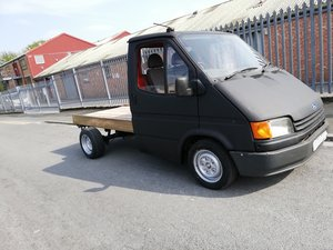 1991 Ford Transit MK3 Flat Bed