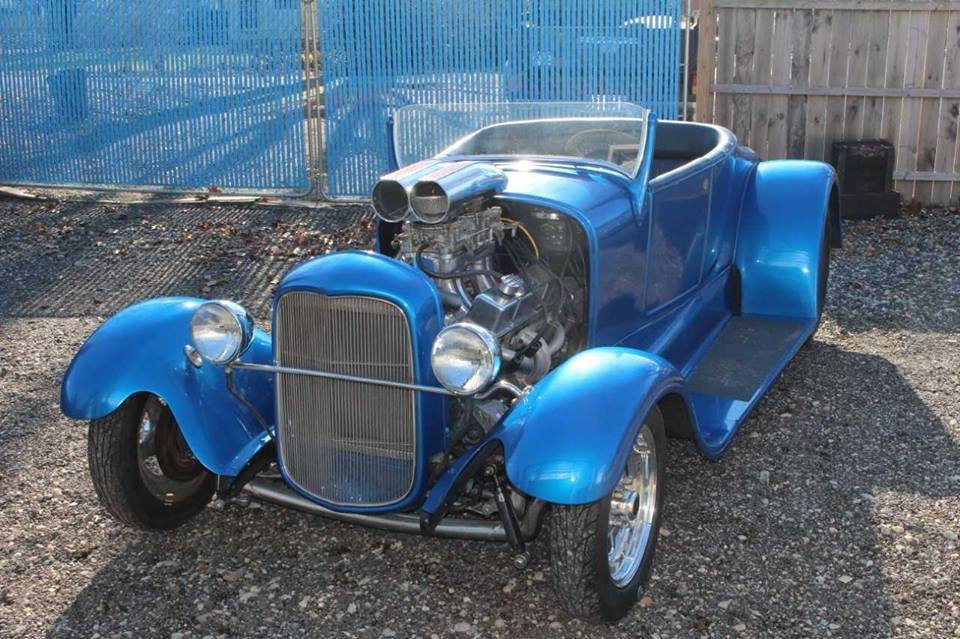 1927 Ford Model T Roadster (Medway, OH) $17,500 obo For Sale (picture 1 of 6)