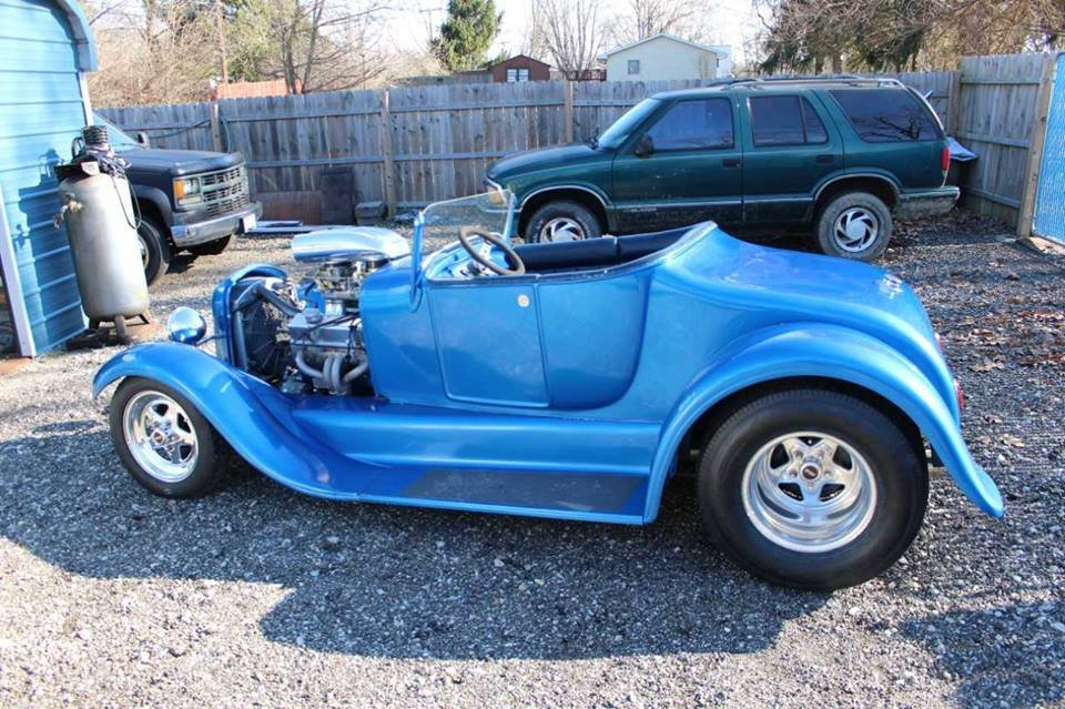 1927 Ford Model T Roadster (Medway, OH) $17,500 obo For Sale (picture 6 of 6)