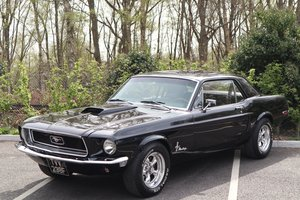1968 Ford Mustang Hardtop 289 V8 Automatic SOLD