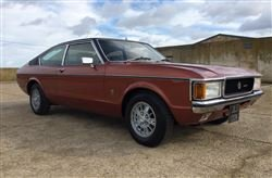 1975 Granada Ghia Coupe - Barons Sandown Pk Tues 30 April 2019