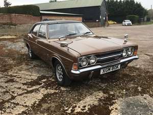 1972 Ford Cortina GXL For Sale