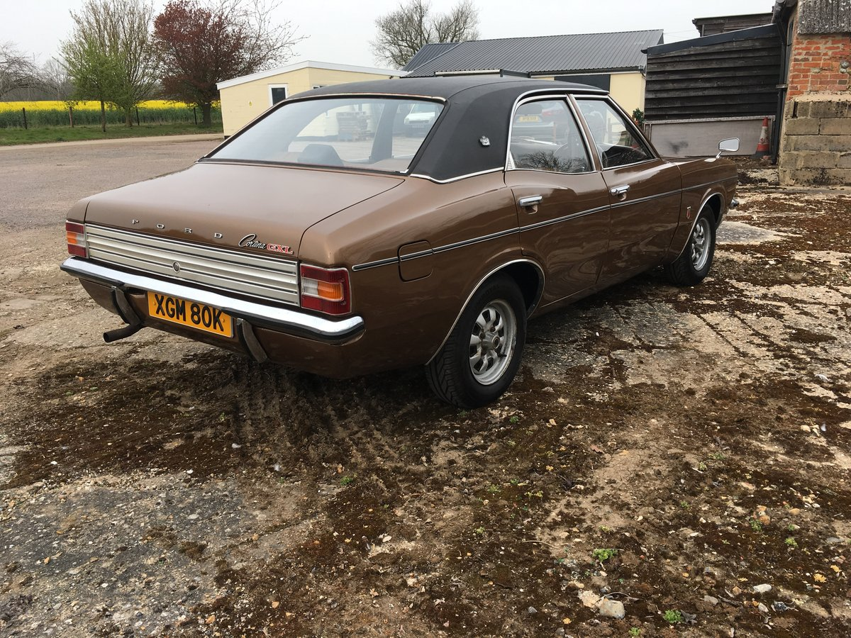 1972 Ford Cortina GXL For Sale (picture 2 of 6)