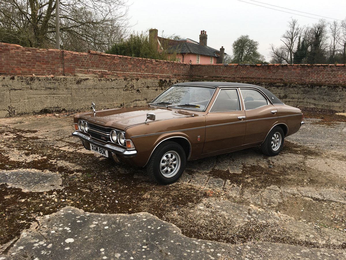 1972 Ford Cortina GXL For Sale (picture 3 of 6)