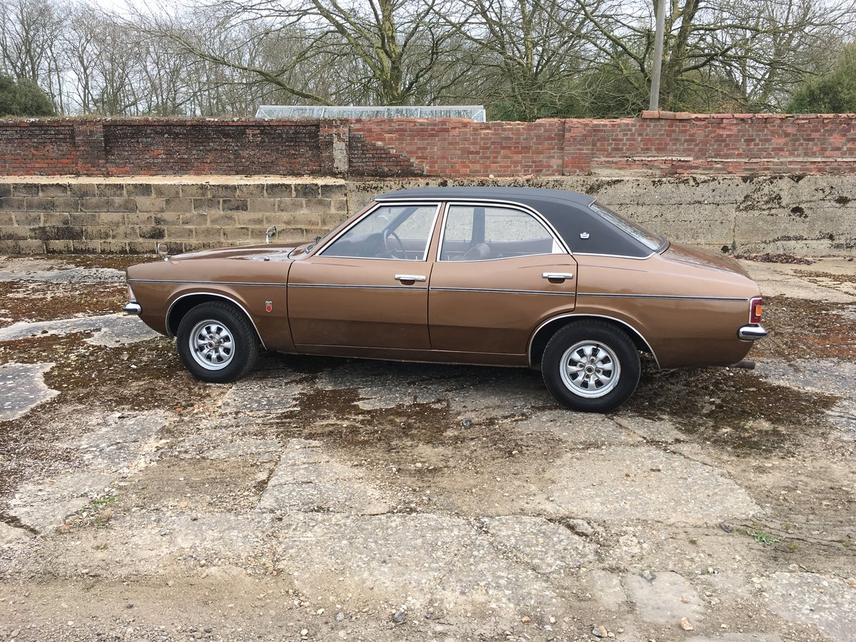 1972 Ford Cortina GXL For Sale (picture 4 of 6)