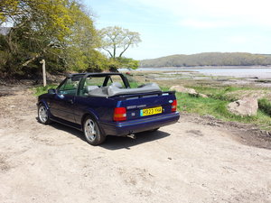 1990 Ford escort XR3i se500 For Sale