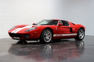 2006  Ford GT Coupe = 5.4 Liter SuperCharged V8 4.7k miles