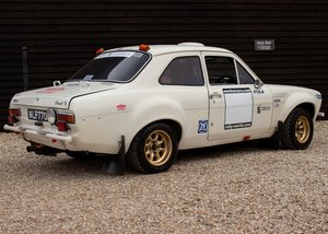 1972 Ford Escort Mk. I RS1600 For Sale by Auction