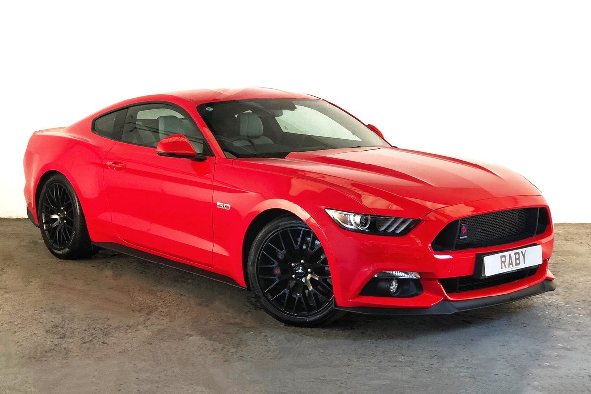 2016 ford mustang v8 5 0 gt low mileage stunning for sale picture 1