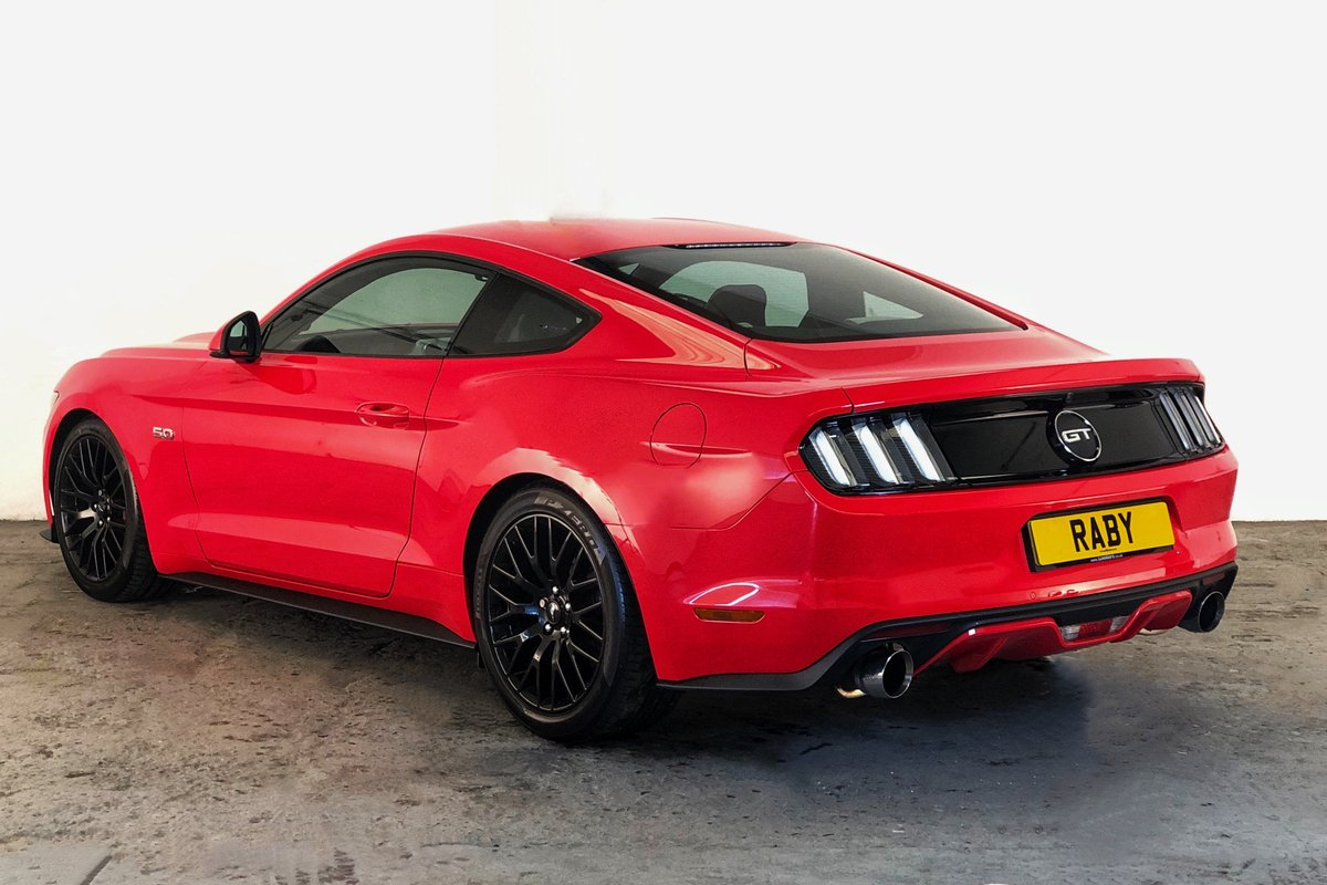 2016 Ford Mustang V8 5.0 GT. Low mileage, stunning SOLD (picture 2 of 6)