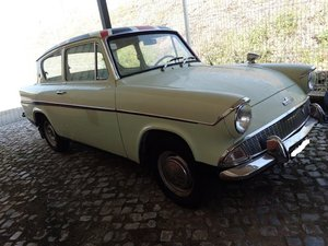1962 FORD ANGLIA 123E For Sale