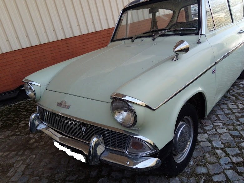 1962 FORD ANGLIA 123E For Sale (picture 2 of 6)