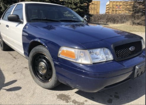 2011 Police Interceptor For Sale (picture 1 of 6)