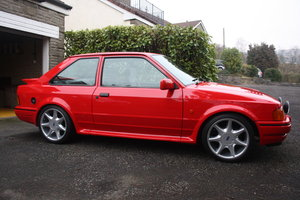 1989 Ford Escort RS Turbo - Series 2 For Sale