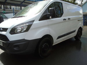 2014 Ford Transit Custom 2.2TDCi ( 100PS ) 290 L1H1 SWB For Sale
