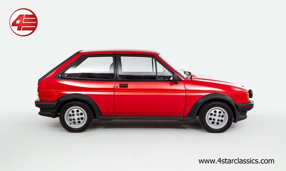 1984 Ford Fiesta XR2 Mk2 /// Very Original /// 92k Miles For Sale (picture 2 of 6)