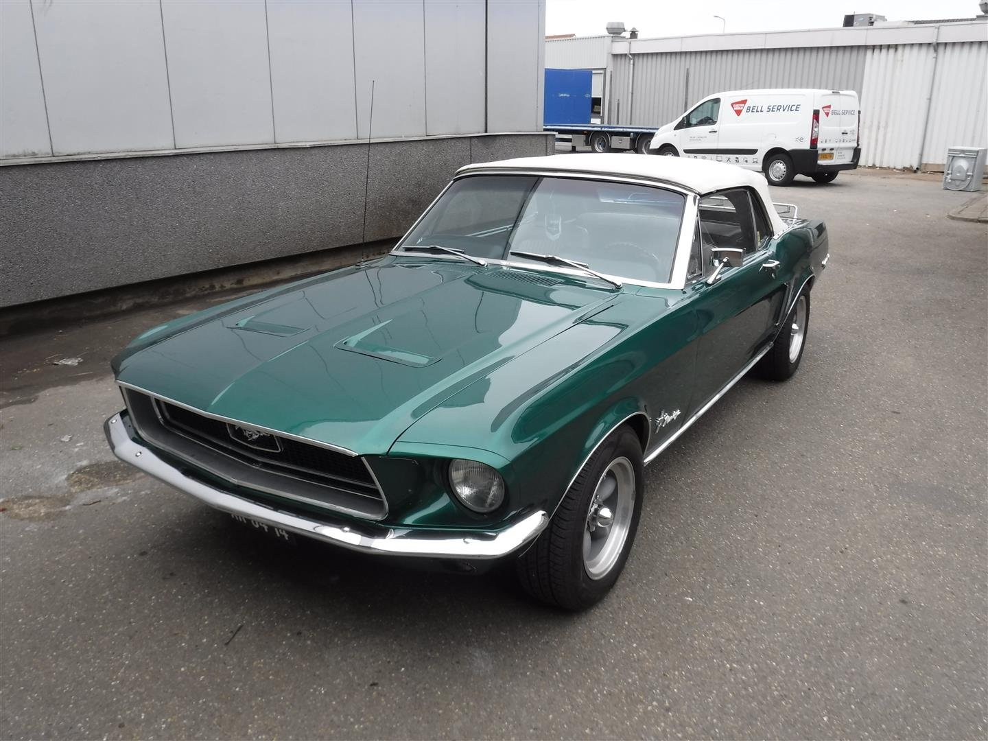 1968 Ford Mustang '68 convertible (beauty!!) For Sale (picture 1 of 6)