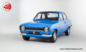 1972 Ford Escort Mk1 RS1600 /// Impeccably Restored For Sale