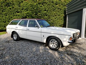 1973 Ford Cortina MK3 2000E Estate (rare) For Sale