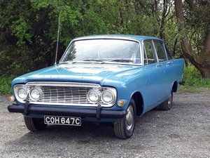 Picture of 1965 2 OWNER 67000 MILE 6-CYLINDER FORD ZODIAC   SOLD