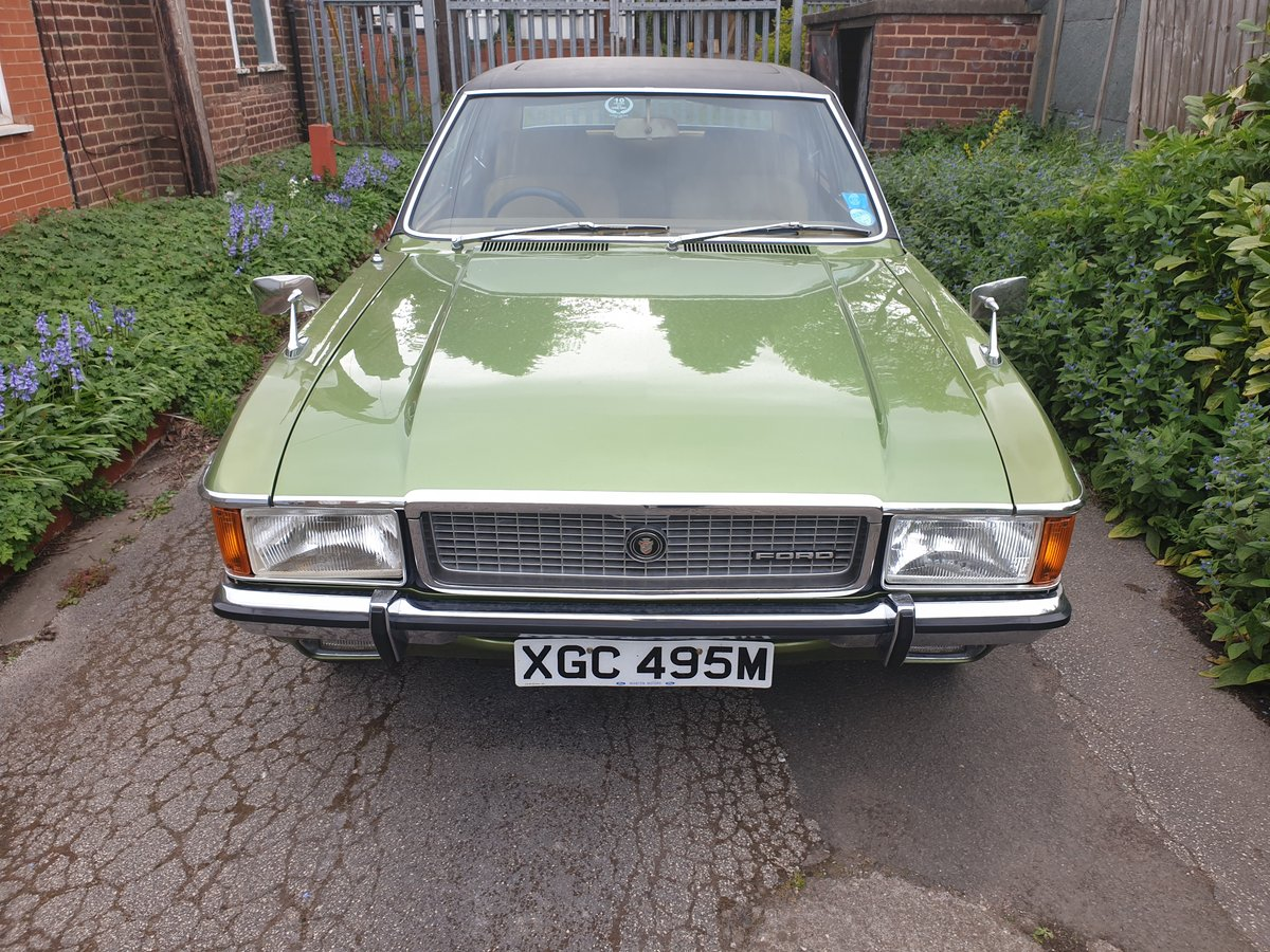 1974 ford granada 3.0l ghia For Sale (picture 1 of 5)