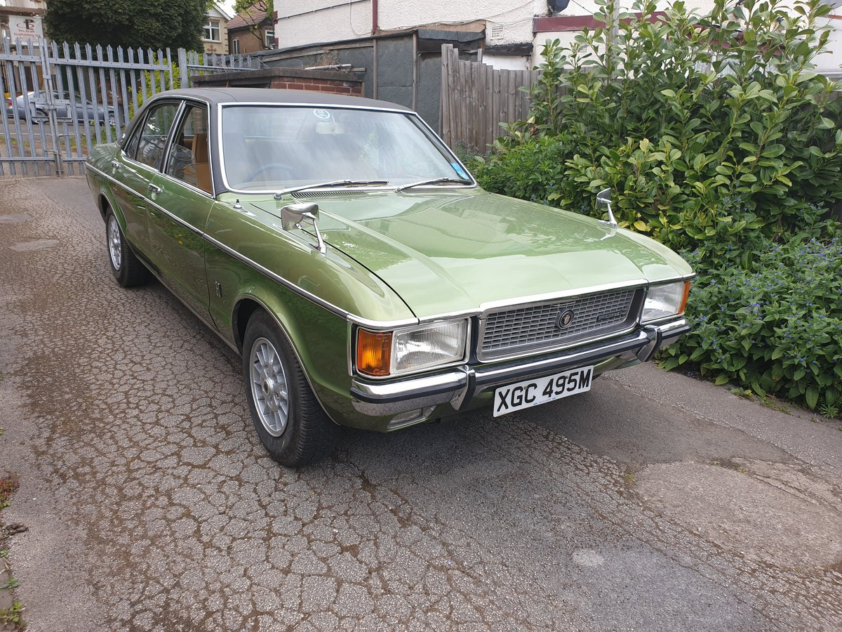 1974 ford granada 3.0l ghia For Sale (picture 3 of 5)