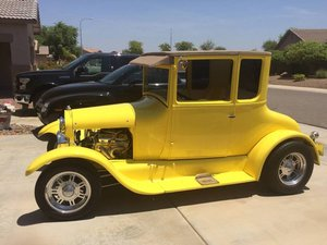 1927 Ford Tall T Coupe (Goodyear, AZ) $29,900