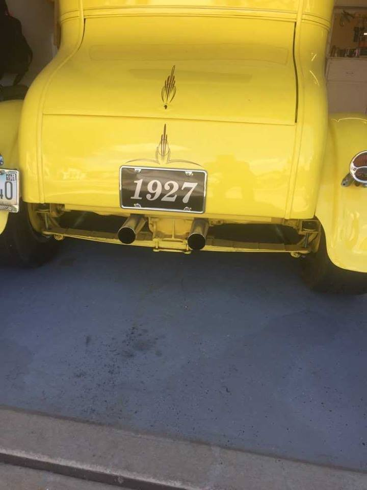 1927 Ford Tall T Coupe (Goodyear, AZ) $29,900 For Sale (picture 4 of 6)